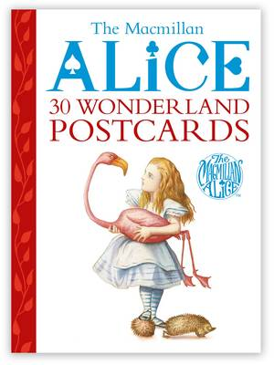 The Macmillan Alice Postcard Book by Lewis Carroll