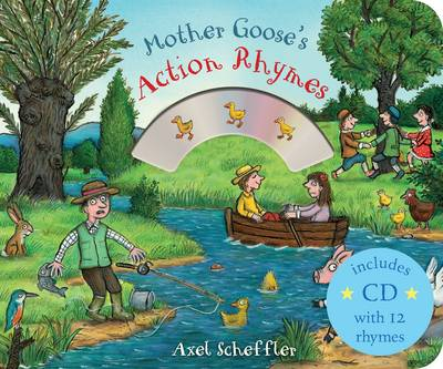 Mother Goose's Action Rhymes by Traditional Rhymes