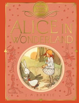 Cover for Mabel Lucie Attwell's Alice in Wonderland by Lewis Carroll