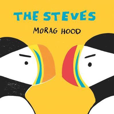 Cover for The Steves by Morag Hood