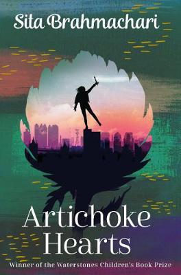 Cover for Artichoke Hearts by Sita Brahmachari
