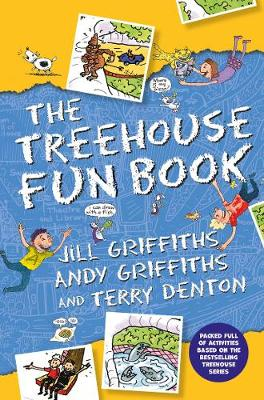 Cover for The Treehouse Fun Book by Andy Griffiths