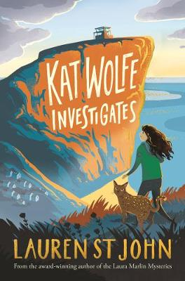 Cover for Kat Wolfe Investigates by Lauren St.John