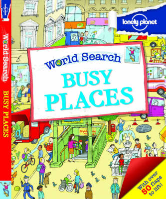 Cover for World Search - Busy Places [Au/UK] by Lonely Planet
