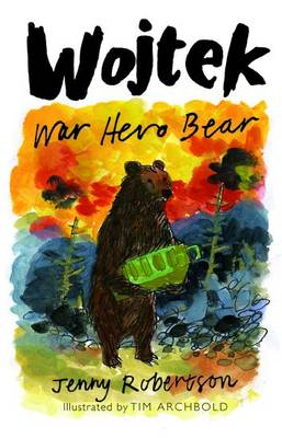 War Hero Bear by Jenny Robertson