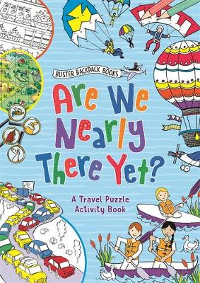 Cover for Are We Nearly There Yet? by Gill Harvey