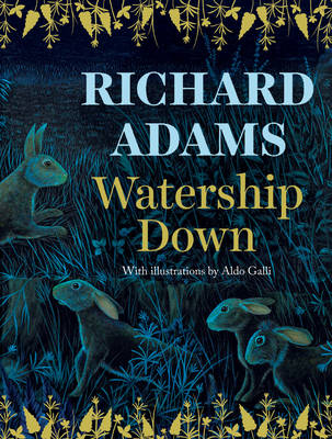 Cover for Watership Down by Richard Adams