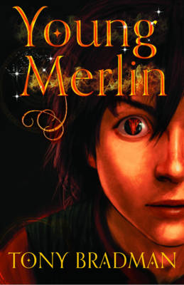 Young Merlin by Tony Bradman