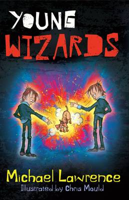 Cover for Young Wizards by Michael Lawrence