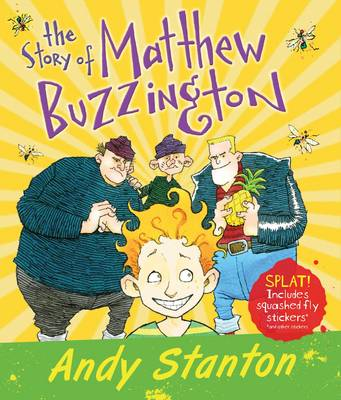 Cover for The Story of Matthew Buzzington by Andy Stanton