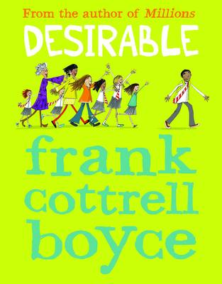 Book Cover for Desirable by Frank Cottrell-Boyce