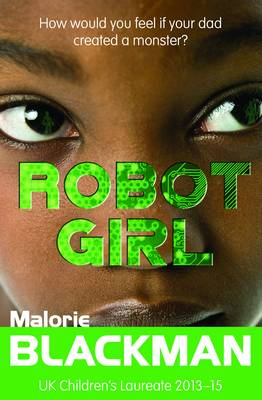 Robot Girl by Malorie Blackman