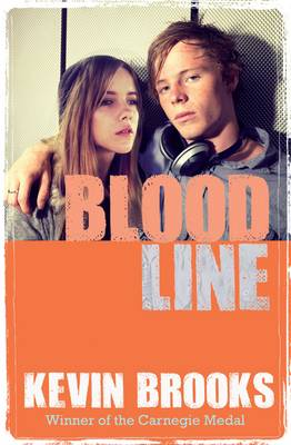 Cover for Bloodline by Kevin Brooks