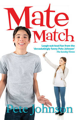 Cover for Mate Match by Pete Johnson
