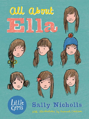 All About Ella by Sally Nicholls