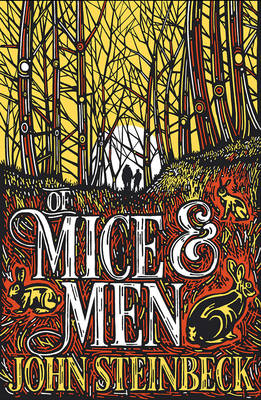 Cover for Of Mice and Men by John Steinbeck