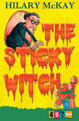 Cover for The Sticky Witch 4u2read by Hilary Mckay