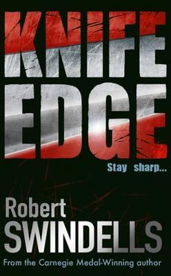 Cover for Knife Edge by Robert Swindells