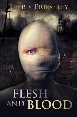 Cover for Flesh and Blood by Chris Priestley