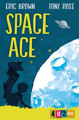 Cover for Space Ace 4u2read by Eric Brown