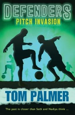 Defenders Pitch Invasion by Tom Palmer
