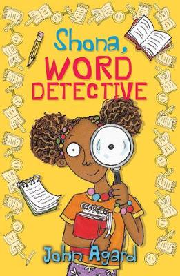 Cover for Shona, Word Detective (4u2read) by John Agard