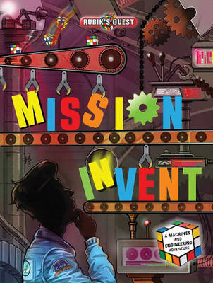 Mission Invent by John Farndon