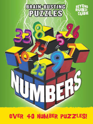 Cover for Number Puzzle by Sarah Khan