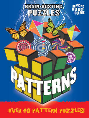 Cover for Pattern Puzzle by Sarah Khan