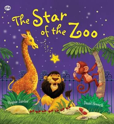 Storytime: the Star of the Zoo by Virginie Zurcher