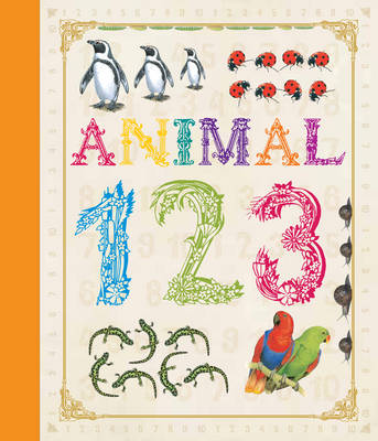 First Concept: Animal 123 by Camilla de la Bedoyere, Susi Martin