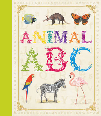 First Concept: Animal ABC by Camilla de la Bedoyere, Susi Martin