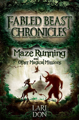 Cover for Maze Running and Other Magical Missions by Lari Don