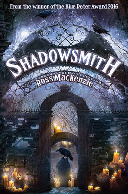 Cover for Shadowsmith by Ross MacKenzie