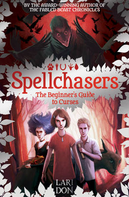 The Beginner's Guide to Curses Spellchasers by Lari Don