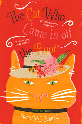 The Cat Who Came in off the Roof by Annie Schmidt