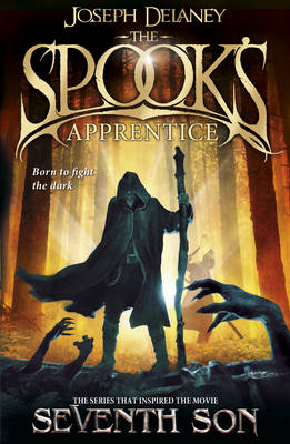The Spook's Apprentice (Wardstone Chronicles 1) by Joseph Delaney