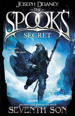 The Spook's Secret (Wardstone Chronicles 3) by Joseph Delaney