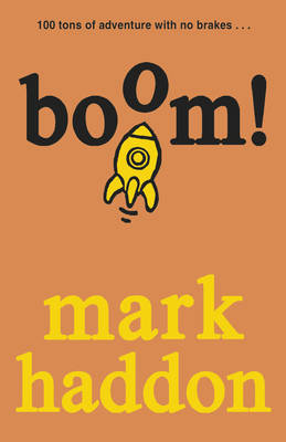 Cover for Boom! by Mark Haddon