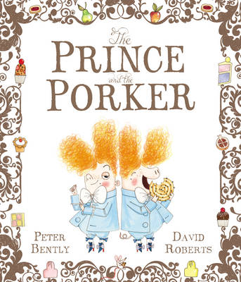 Cover for The Prince and the Porker by Peter Bently