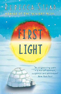 Cover for First Light by Rebecca Stead