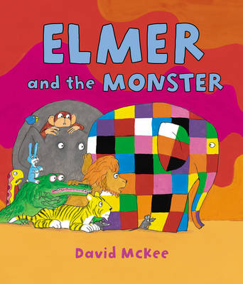 Elmer and the Monster by David McKee
