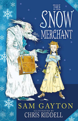 Cover for The Snow Merchant by Sam Gayton