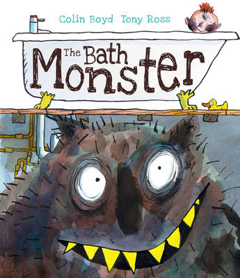 The Bath Monster by Colin Boyd