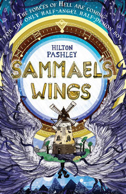 Cover for Sammael's Wings by Hilton Pashley