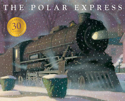 Cover for The Polar Express by Chris Van Allsburg