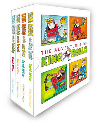 The Adventures of King Rollo by David McKee