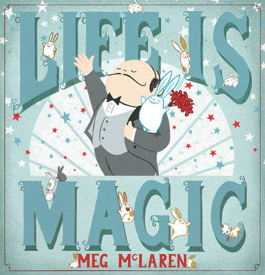 Cover for Life is Magic by Meg McLaren