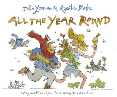 All the Year Round by John Yeoman