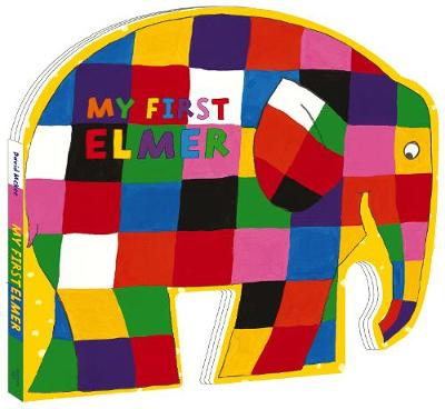 My First Elmer by David McKee